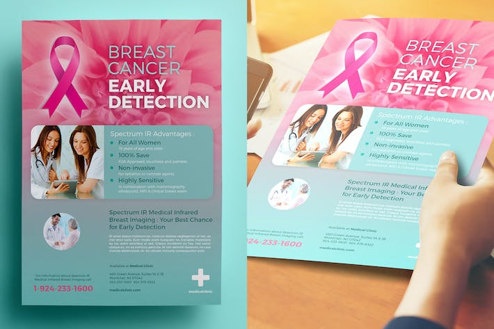 Thumbnail for Breast Cancer Flyer 02
