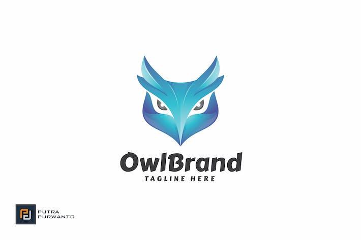 Thumbnail for Owl Brand - Logo Template