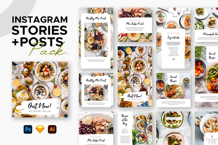 Thumbnail for Истории Instagram + Посты