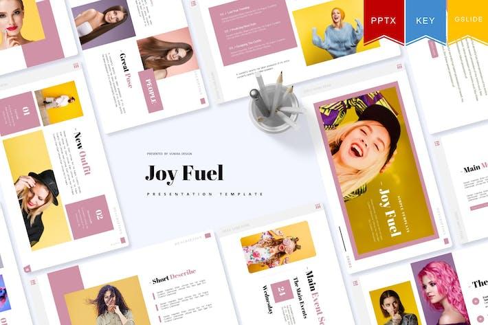 Joy Fuel | Powerpoint, Keynote, Google Slides