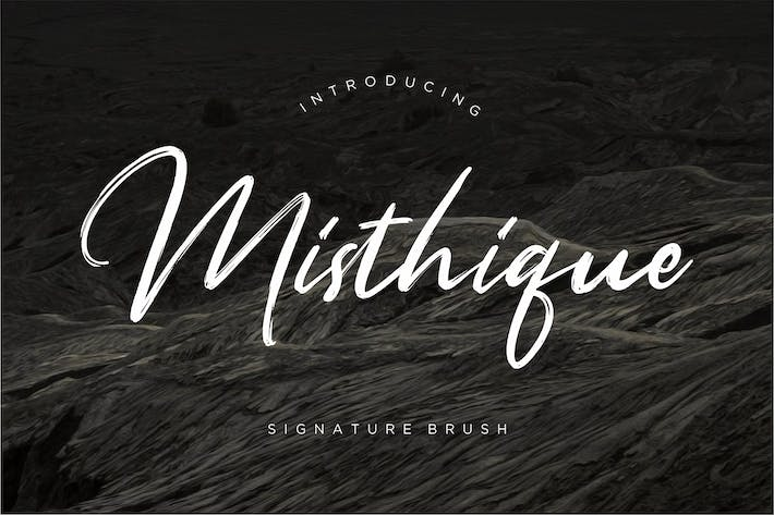 Thumbnail for Misthique Signature Brush