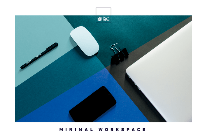 Cover Image For Minimal Workspace