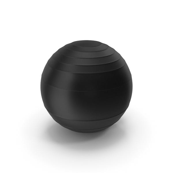 Pilates Ball Black