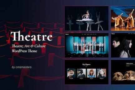 Theater - Concert & Art Event Entertainment Theme