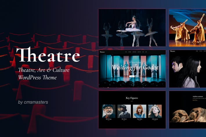 Thumbnail for Theater - Concert & Art Event Entertainment Theme