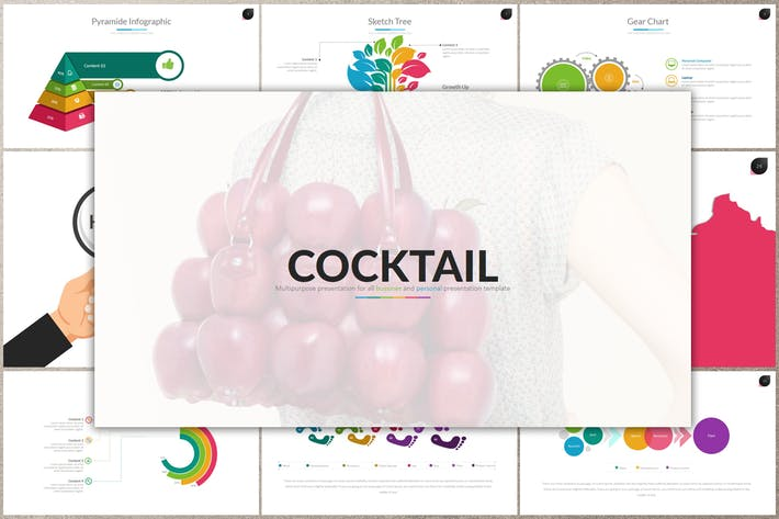 COCKTAIL Powerpoint