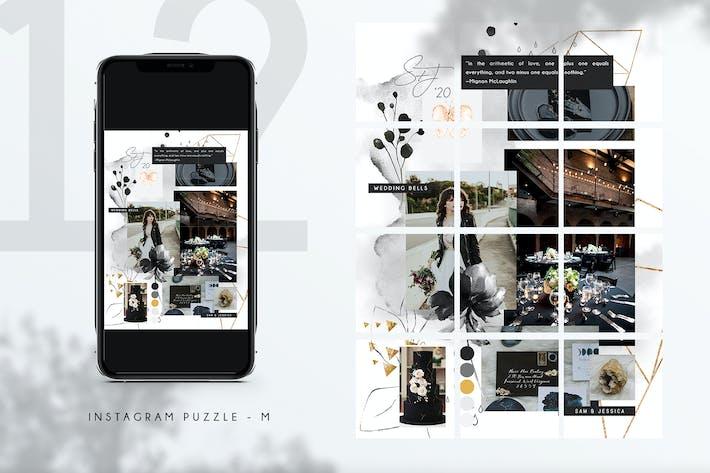 Thumbnail for Instagram Puzzle - M