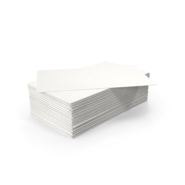 Cover Image for Stack of Business Cards