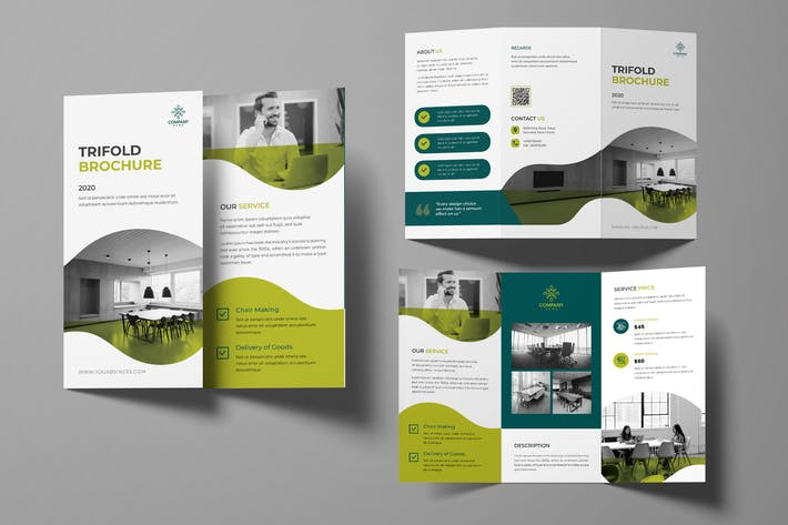 Thumbnail for Brochure Triple Business