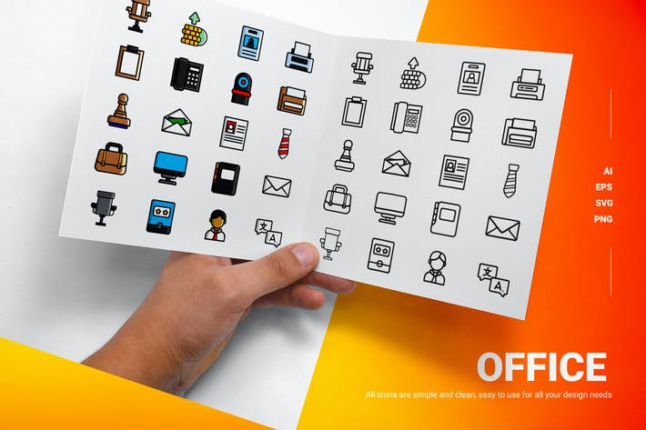 Office - Icons