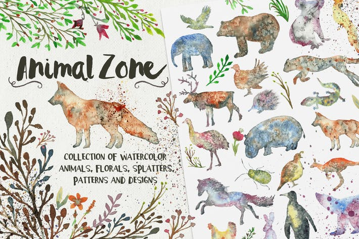 Cover Image For Animal Zone