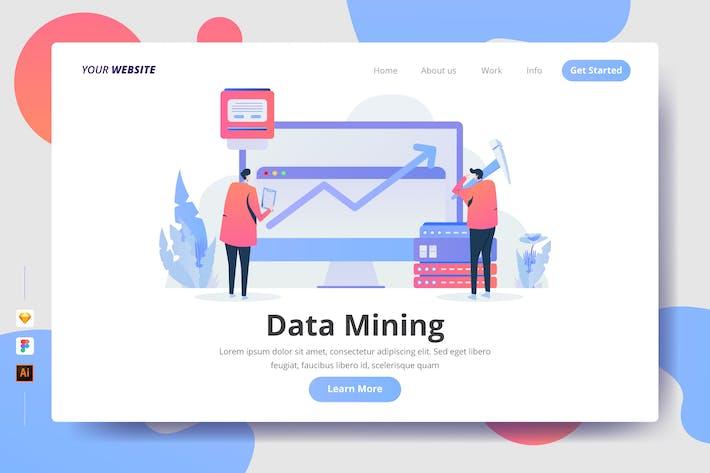 Thumbnail for Data Mining - Landing Page