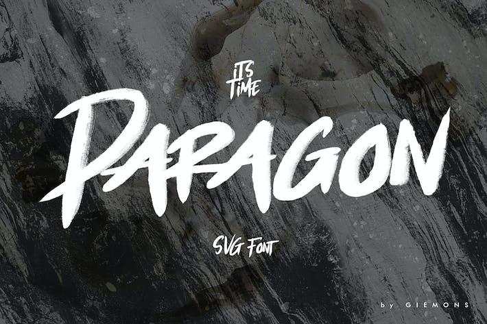 Thumbnail for Fuente SVG Paragon