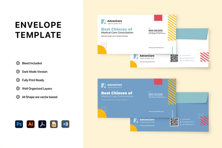 Thumbnail for Modèles d'enveloppes
