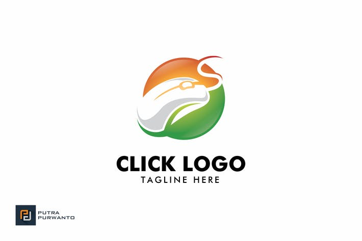 Thumbnail for Click - Logovorlage