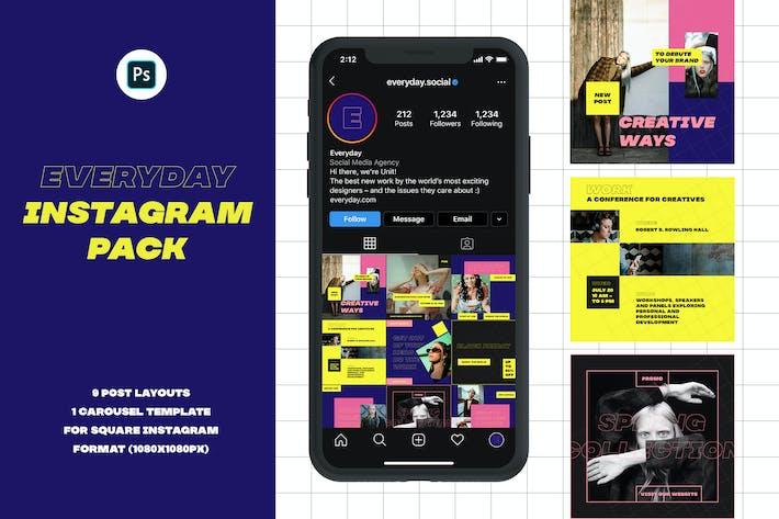 Thumbnail for Everyday Instagram Pack