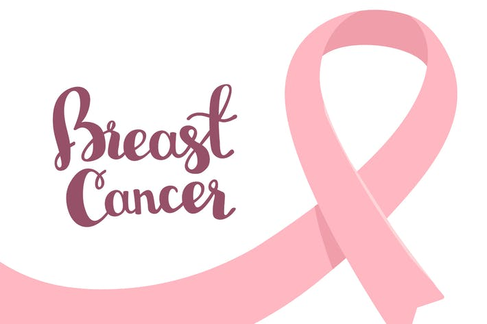 Thumbnail for Collection of breast cancer awareness symbol