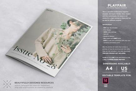 Playfair Magazine