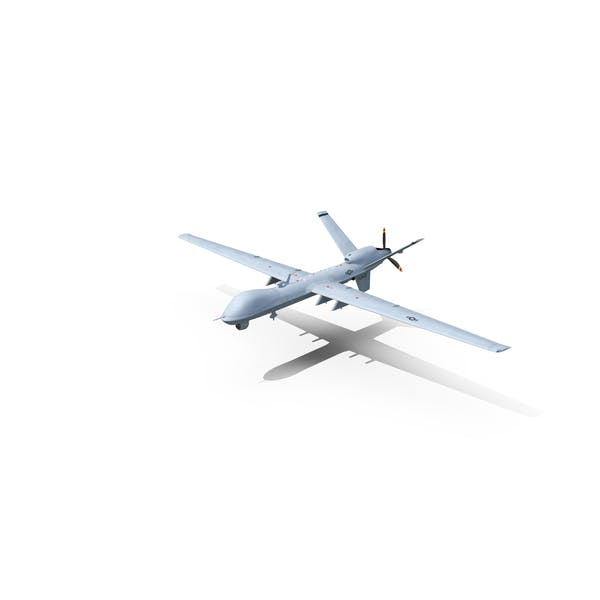 Thumbnail for Unmanned Combat Air Vehicle MQ-9 Reaper UAV