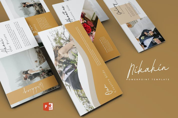 Download 16 Wedding Presentation Templates