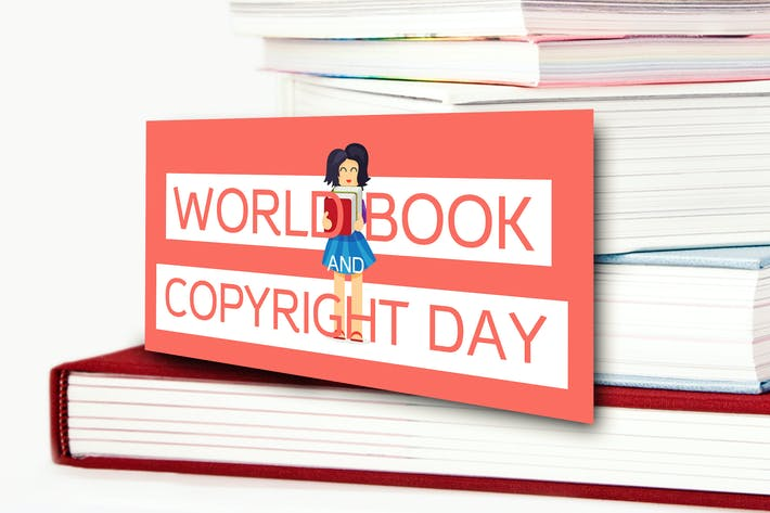 Thumbnail for World Book and Copyright Day Banners