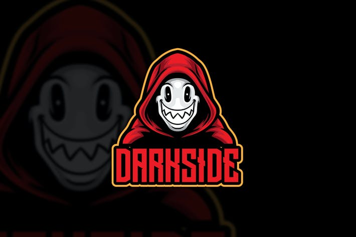 Thumbnail for Evil Hacker Esport Logo Mascot