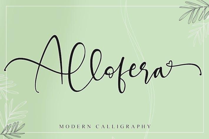 Аллофера