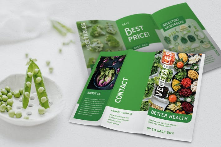Thumbnail for Healthy Ingredients - Brochure