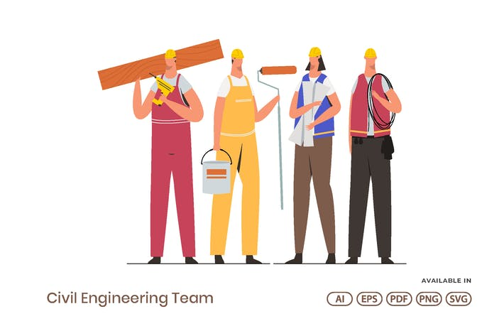 Thumbnail for Civil Engineering Team