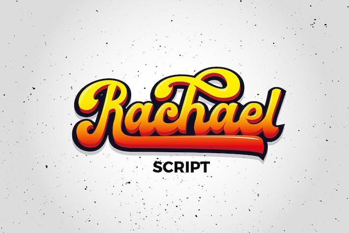 Thumbnail for Rachael Script