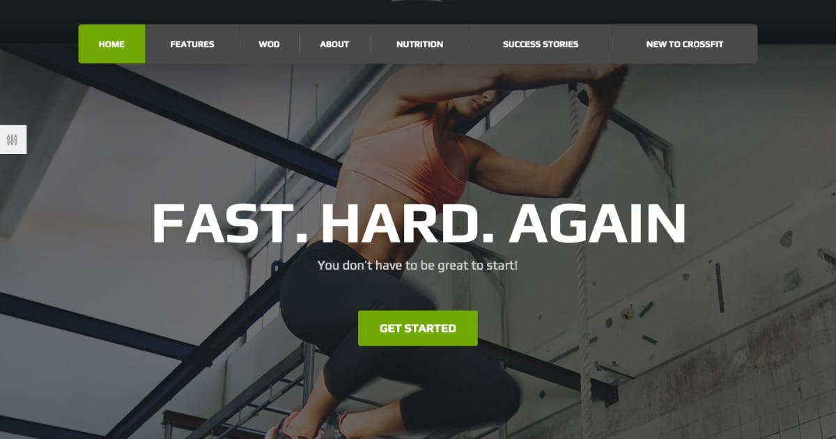 Download Ironfit - Fitness, Gym and Crossfit WP Theme by AncoraThemes