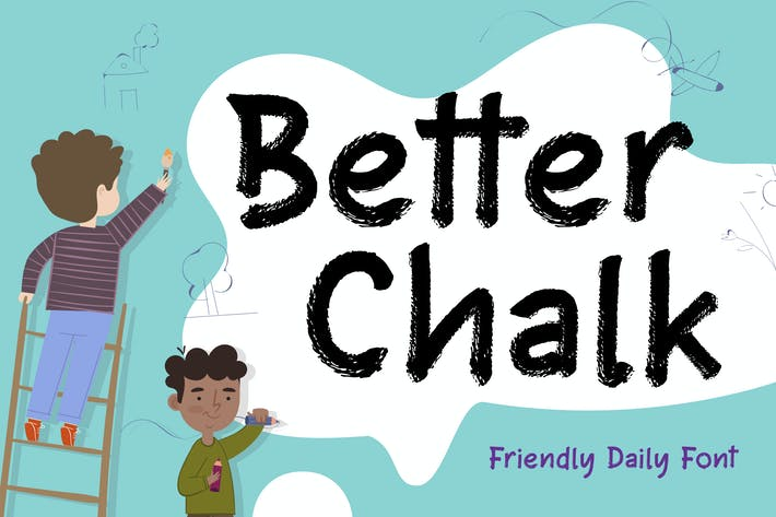 Thumbnail for Better Chalk