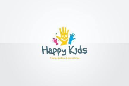 Kindergarten Logovorlage
