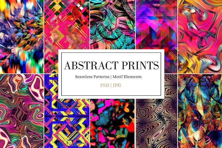 Thumbnail for Abstract Prints