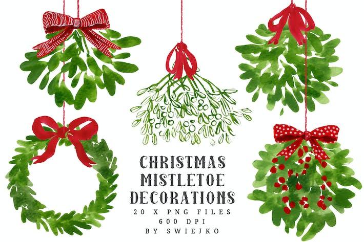 Thumbnail for Christmas decoratios II