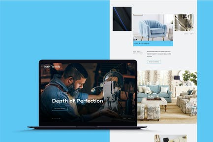 Textile Corporate Business Website