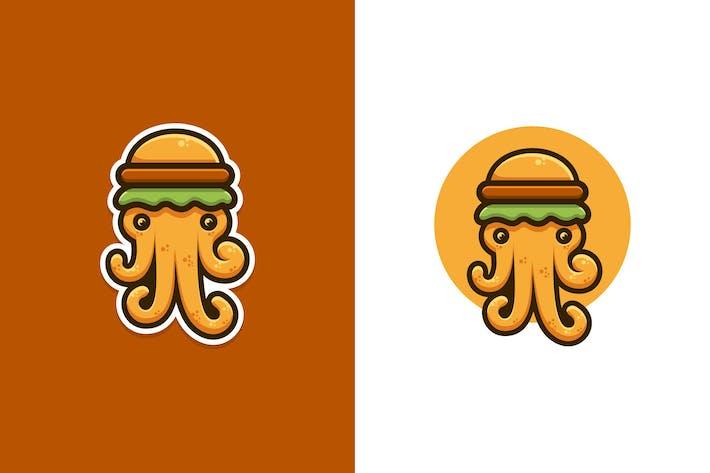 Thumbnail for OctoBurger-Octopus & Burger