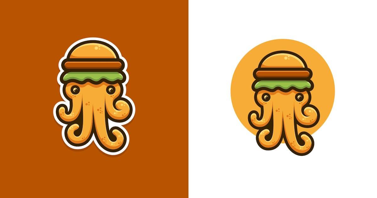 Download OctoBurger-Octopus & Burger by artism_studio