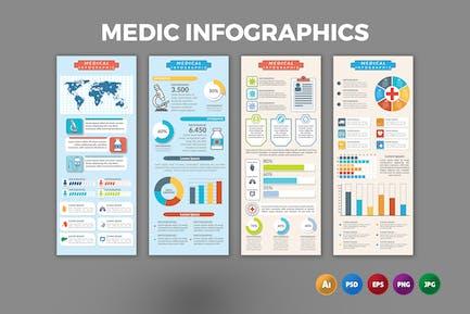 Medic – Infographics Design