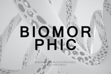 Biomorphic Backgrounds 2