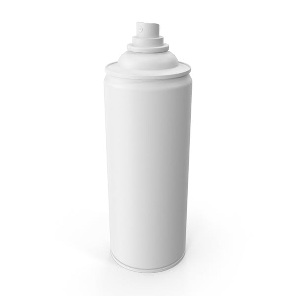 Thumbnail for Monochrome Spray Paint Can