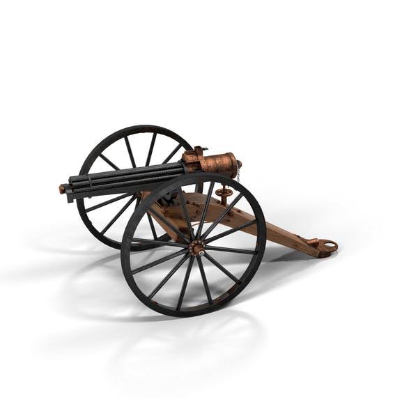 Thumbnail for Gatling Gun