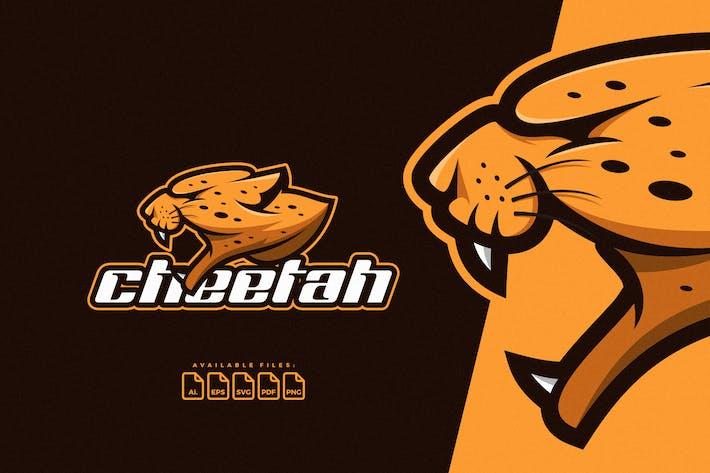 Logo Head of Cheetah