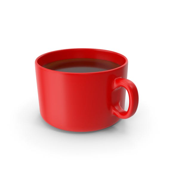 Coffee Cup Red