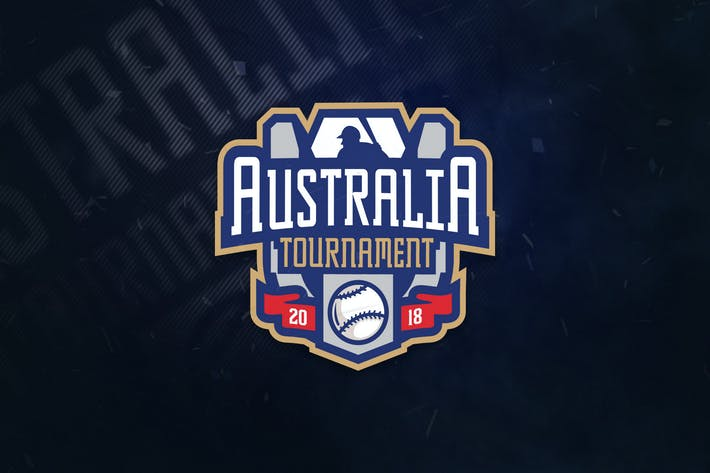 Thumbnail for Australia Tournament Sports Logo