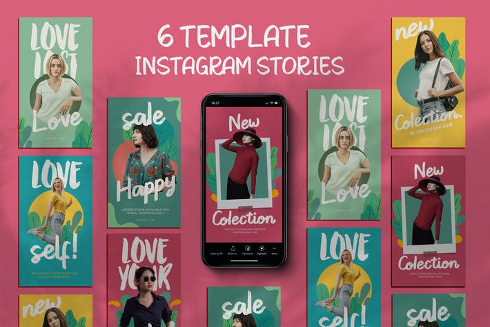 Thumbnail for Sale Stories Instagram V.01
