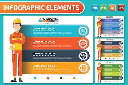 Engineer Infographics