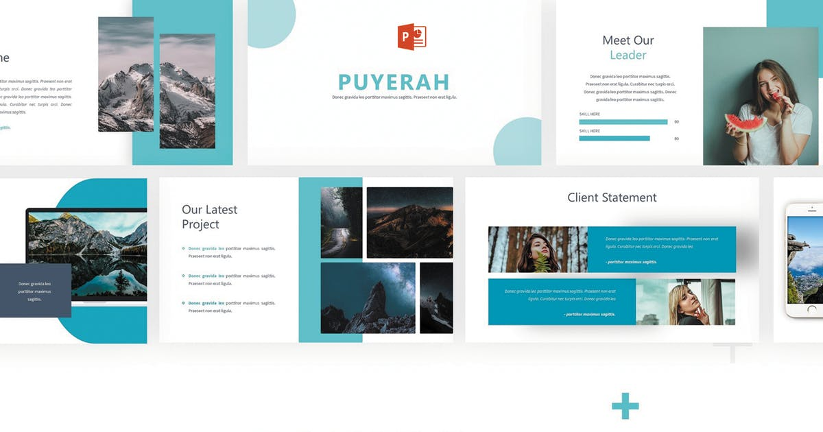 Download Puyerah - Powerpoint Template by SlideFactory