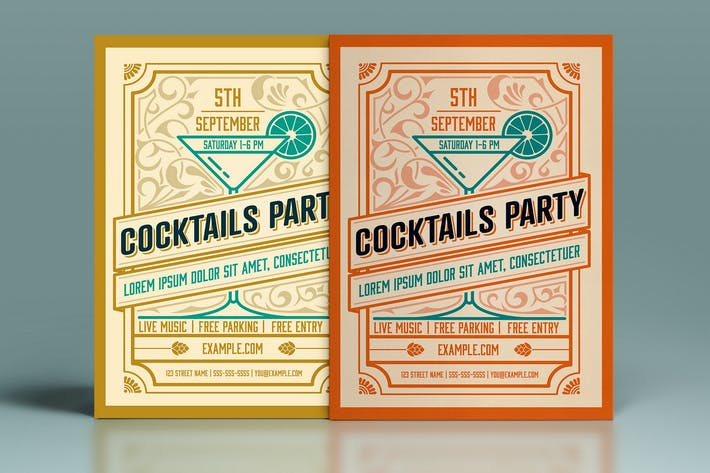 Summer Party Cocktail