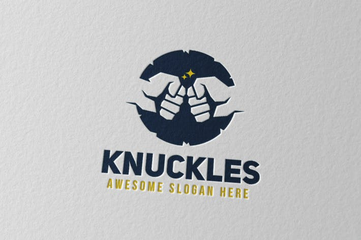 Thumbnail for Knuckles Logo